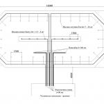 Исполнительная схема на установку закладных деталей